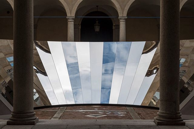 Open Sky. - @phillipksmith3 for @cosstores ⠀⠀⠀⠀⠀⠀⠀⠀⠀ - #COSxPKS3 #mdw18 #cosstores #SaloneDelMobile #iSaloni #opensky #baronesso