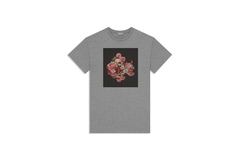 DIOR T-SHIRT, PRINTED %22VANITÉ%22 EMBROIDERY, GREY COTTON.jpg
