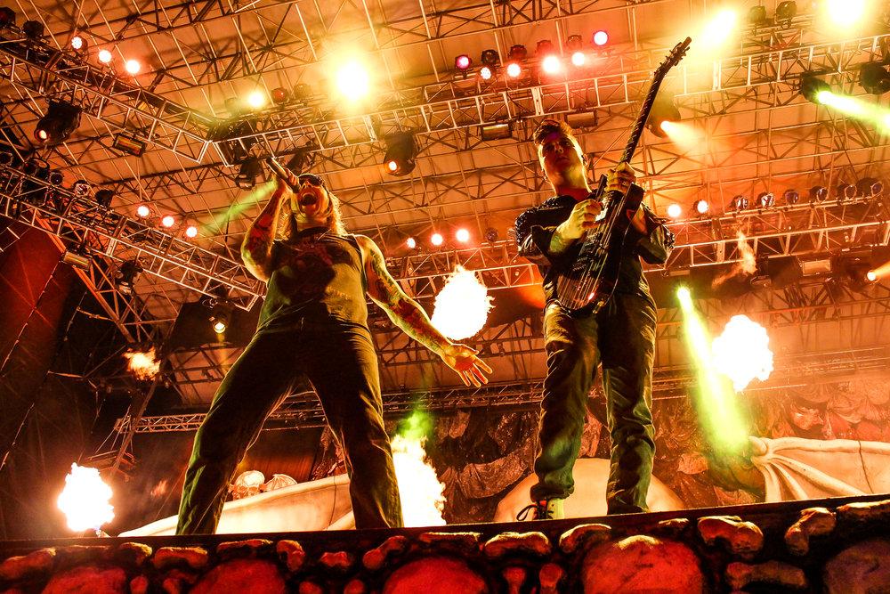Avenged Sevenfold | 2013