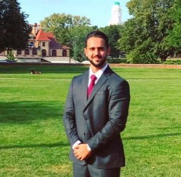 Mohamad Rabie  SA Senator