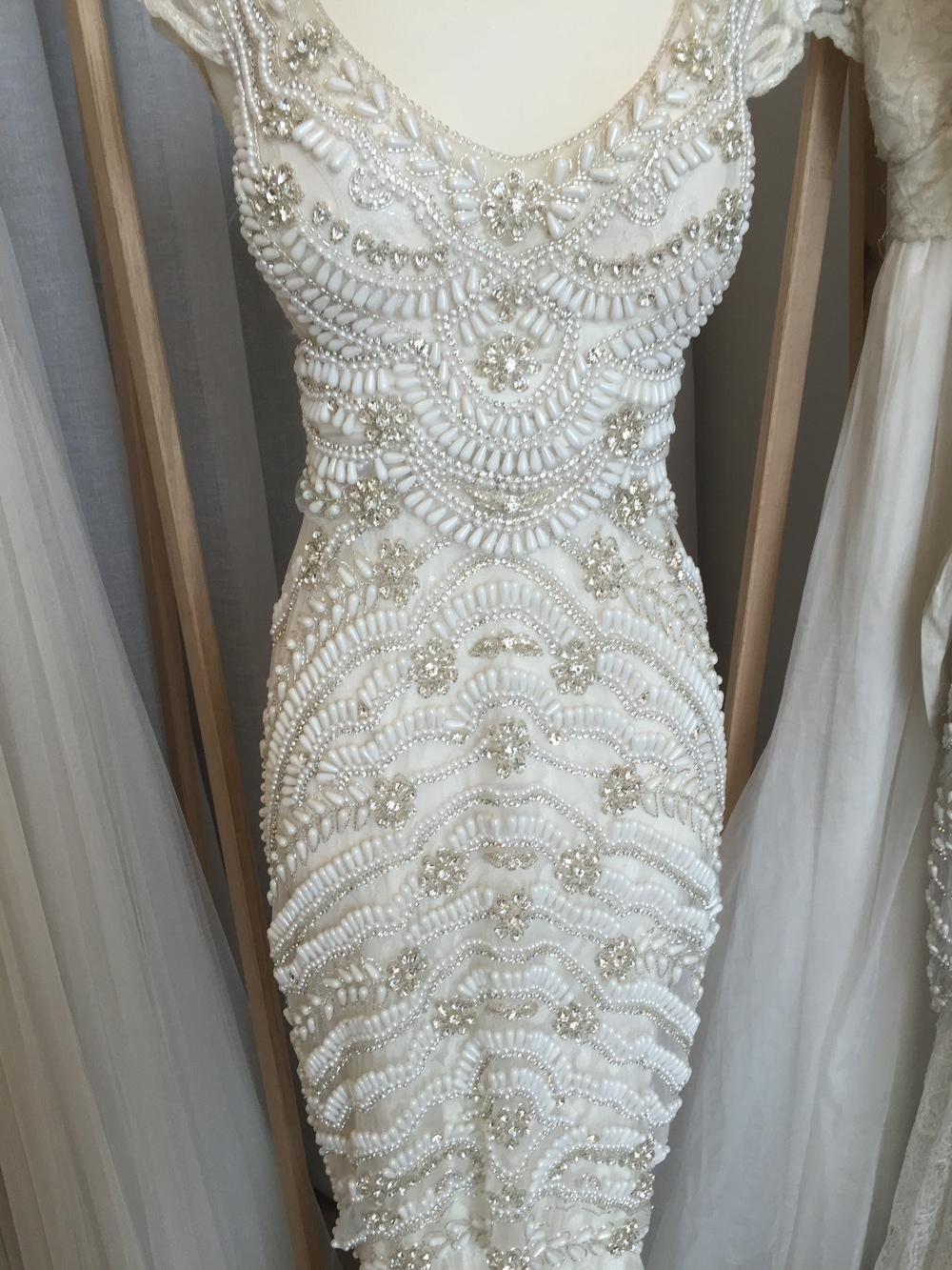 Anna Campbell Coco wedding dress