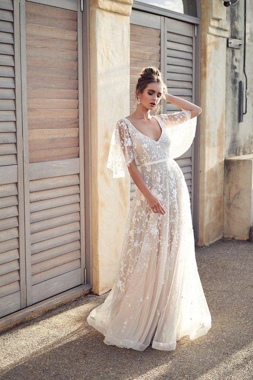 Anna Campbell Wedding Dresses Vintage Bohemian Unique
