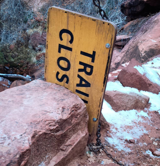 trail-closed-zion-national-park