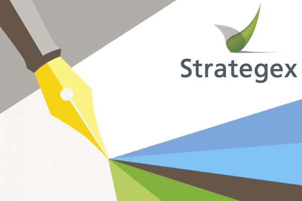 Strategex Blog Logo