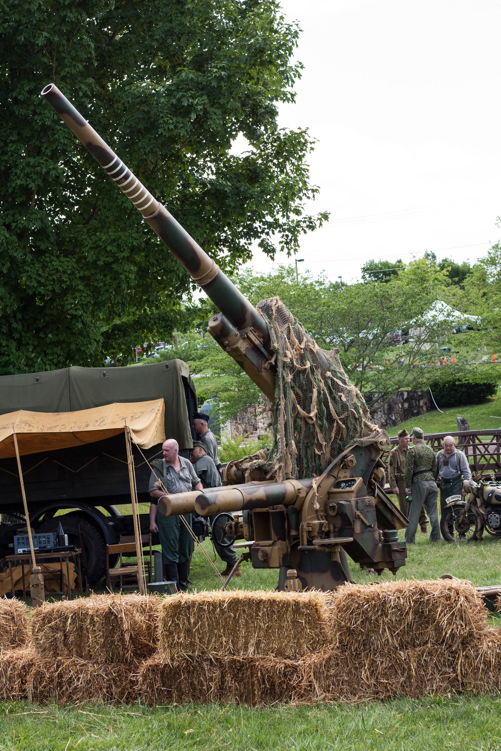 German '88. Oak Ridge's Secret City Reenactment, 2015