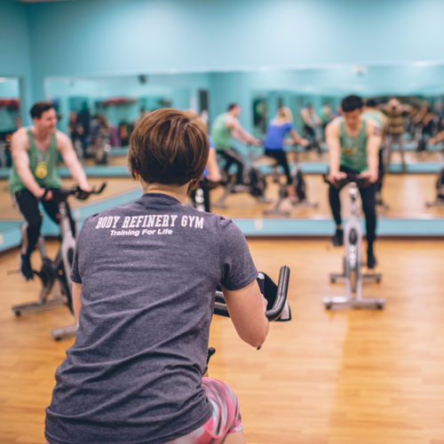 Spinning classes -