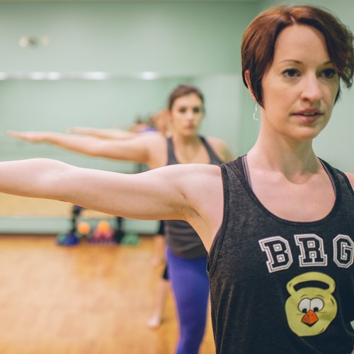Barre Classes -