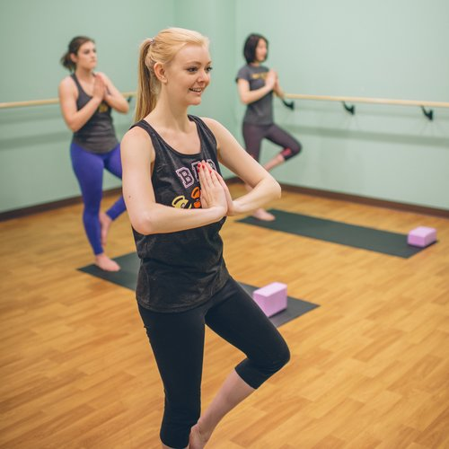 Yoga classes -