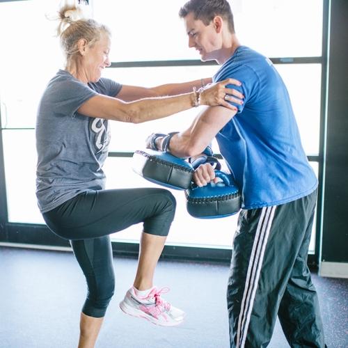 Cardio Kickboxing -