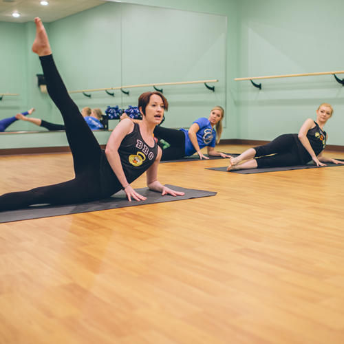Pilates classes -