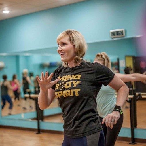 Step aerobics -
