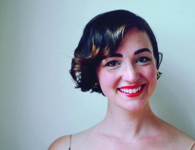 Caitlin Mathes - mezzo-soprano