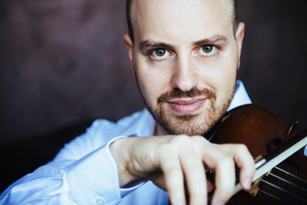 Avner Finberg - violin