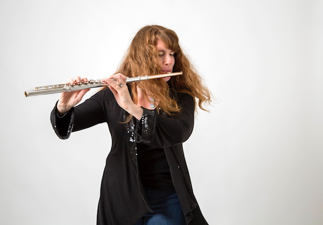 Elizabeth Shuhan - flute