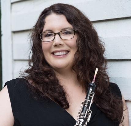 Emily DiAngelo - oboe