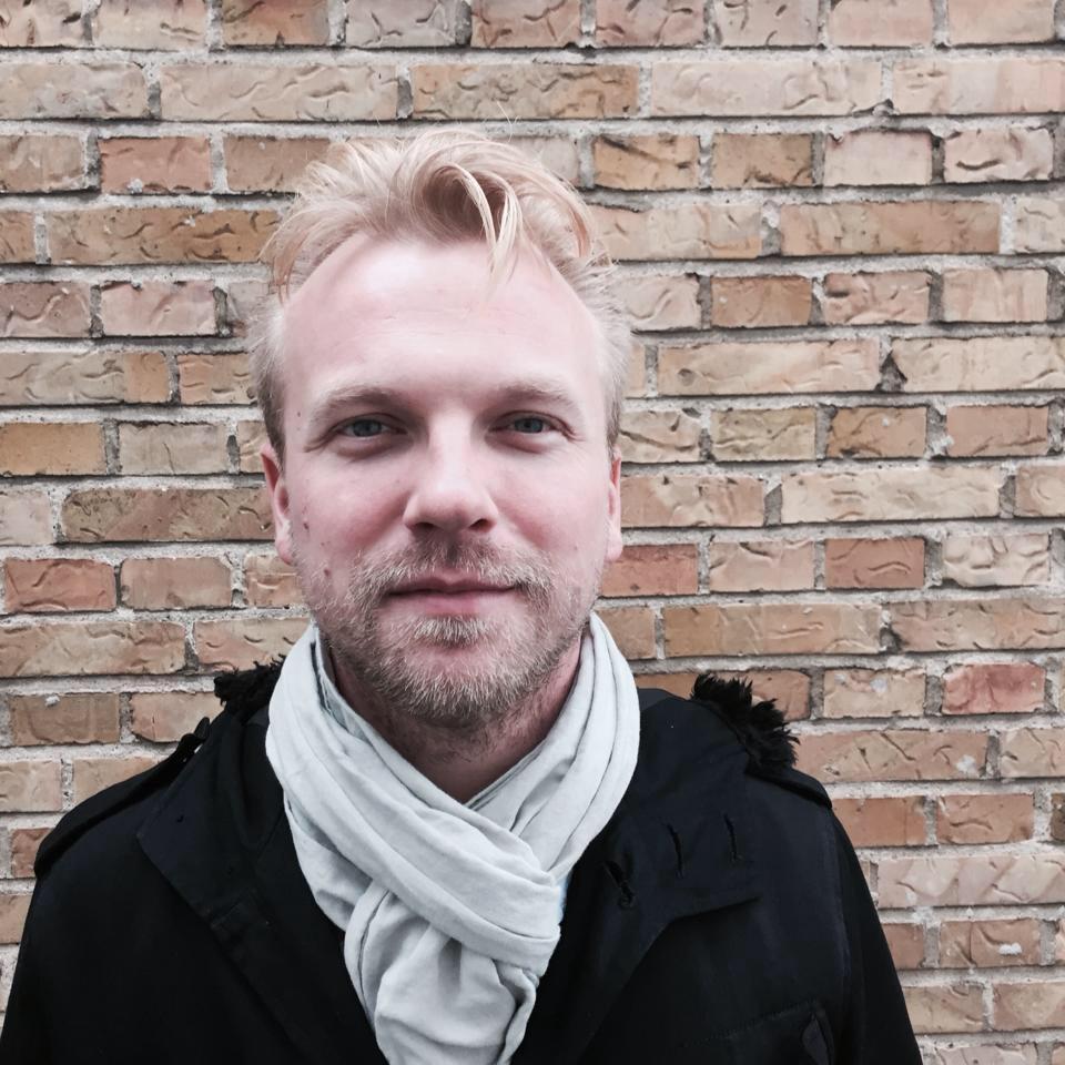Simon Bjarning - percussion