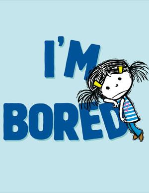 bored kid