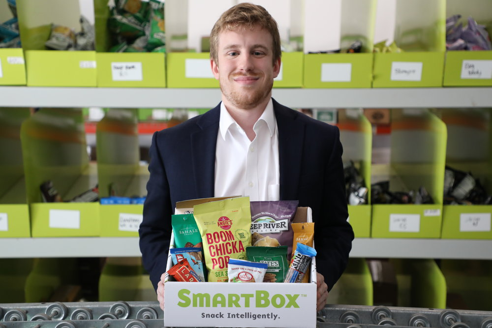 Christopher Rudasill, SmartBox