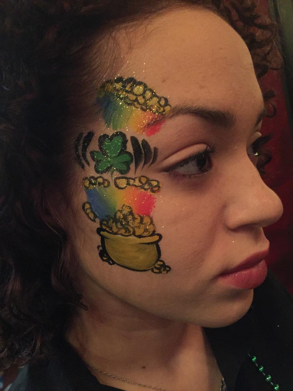 Adult Face Paint - pot of gold.jpg