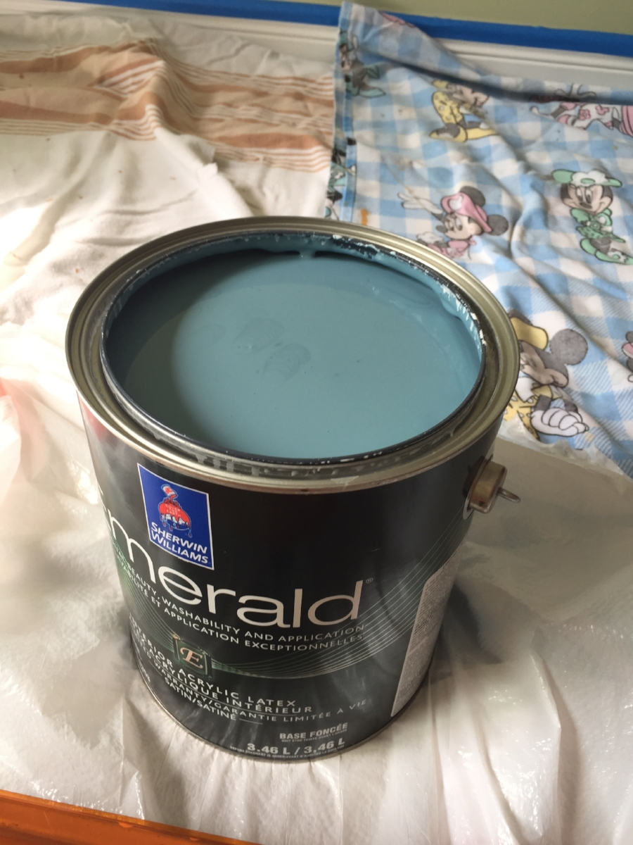 Emerald - Sherwin Williams