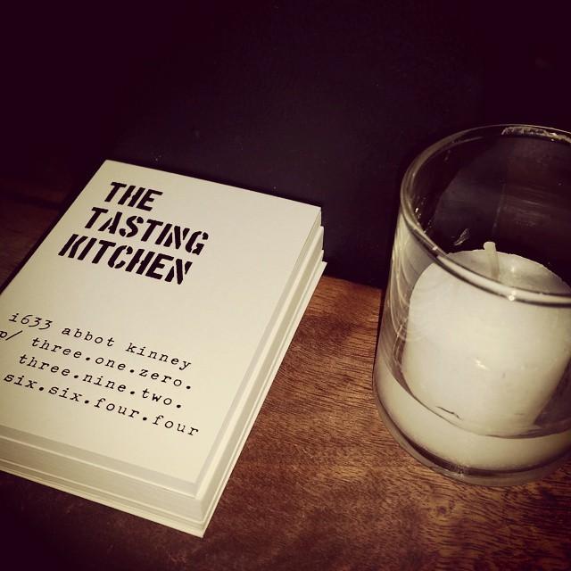 Soooo good…… (at the tasting kitchen)