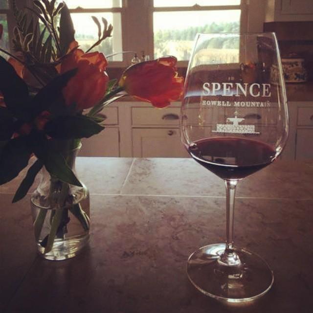 @spencevineyards  (at Spence Vineyards)
