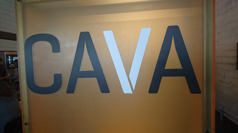 Cava Grill - now open in Westwood and Woodland Hills.
