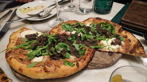 Pizzetta Black Truffle