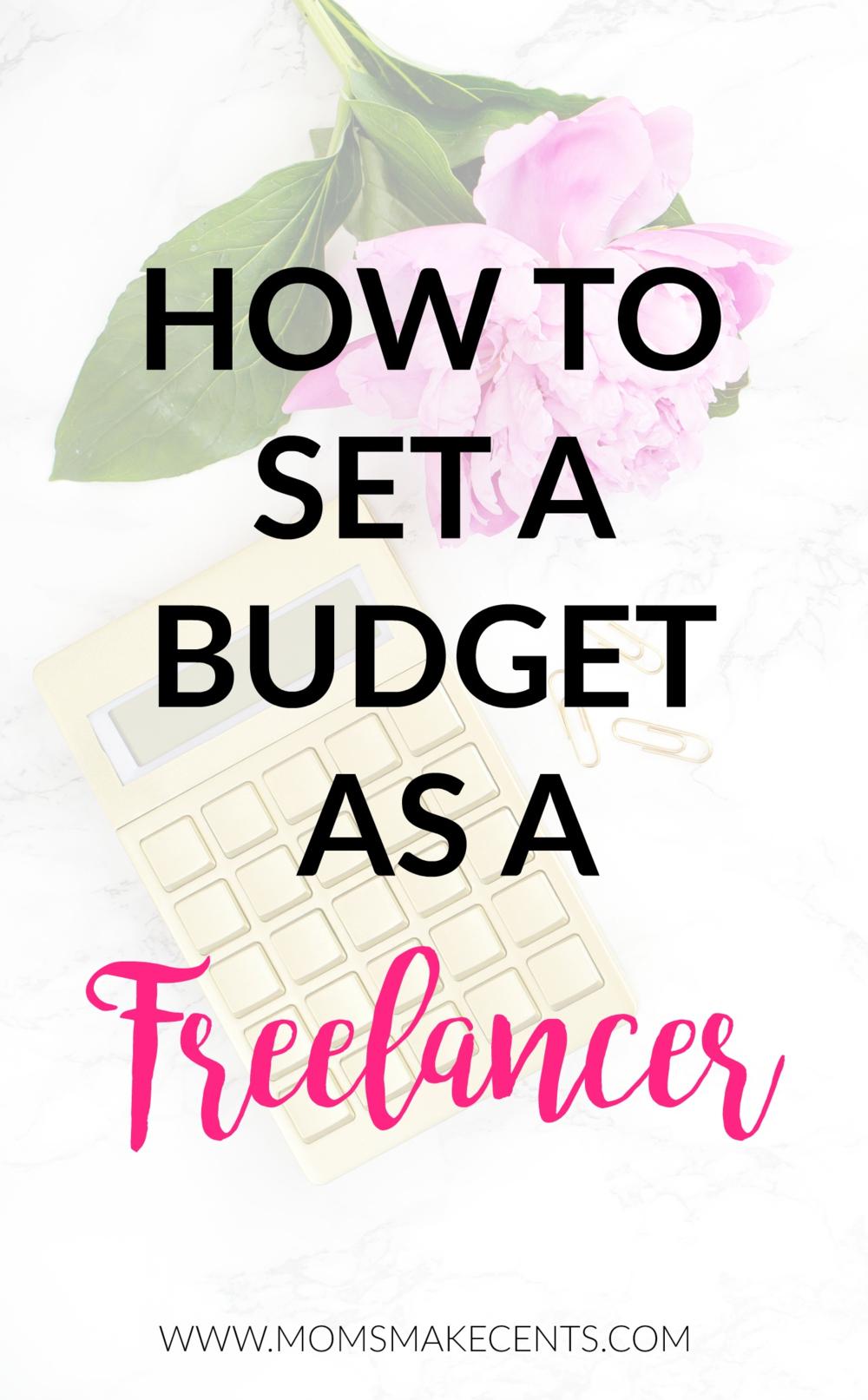 budget-as-freelancer