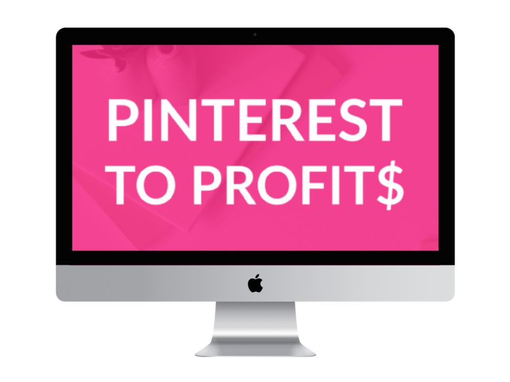 Pinterest to Profits