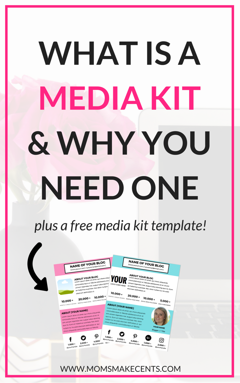 What Is A Media Kit & Why You Need One