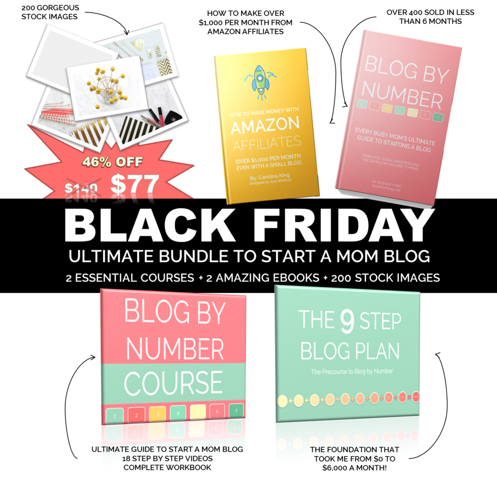 Black Friday Deals For Bloggers Roundup