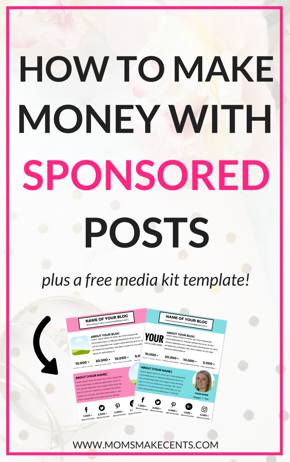 How To Make Money Blogging With Sponsored Posts