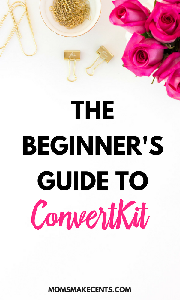 This tutorial was so helpful. I signed up for ConvertKit and I wasn't sure where to start. She covers it all, ConvertKit forms, sequences, automation and tags. Plus, she even shows you how to import your subscribers from MailChimp!
