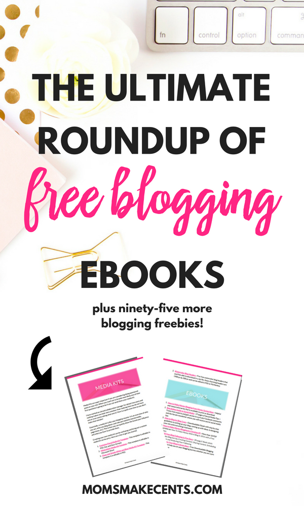 The Ultimate Roundup Of Free Blogging Ebooks