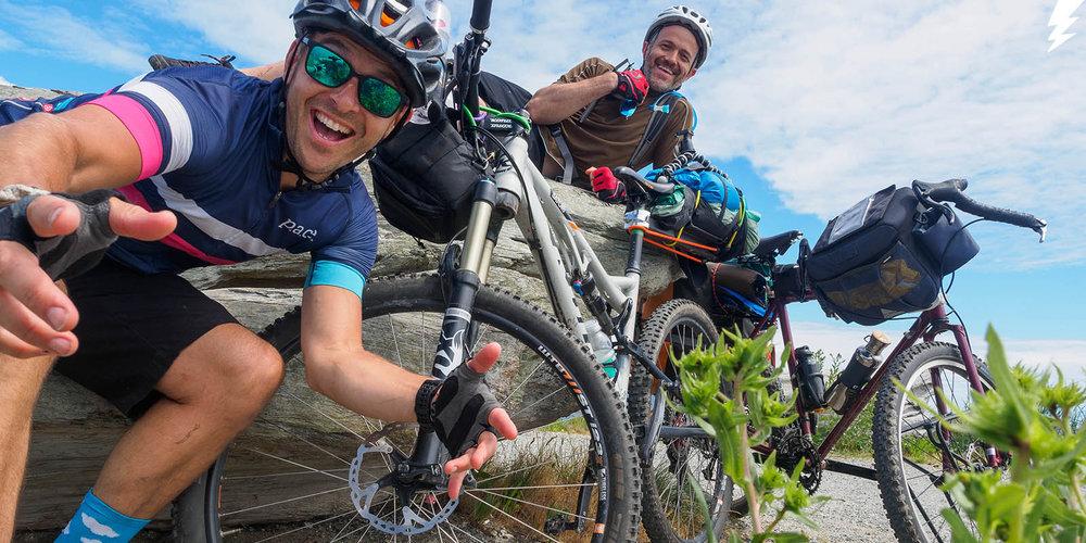 Bikepacking! - 3 days on the Sunshine Coast
