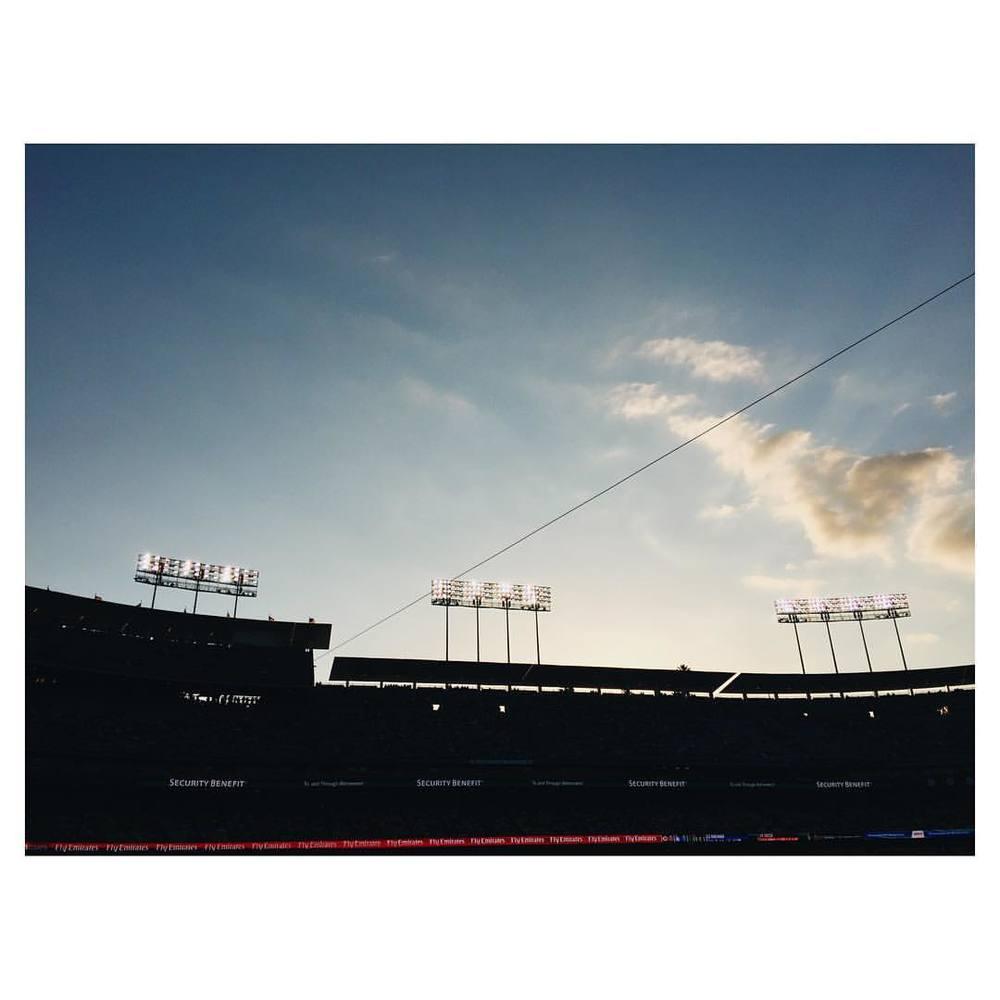 Dodgers. #Dodgers #losangeles