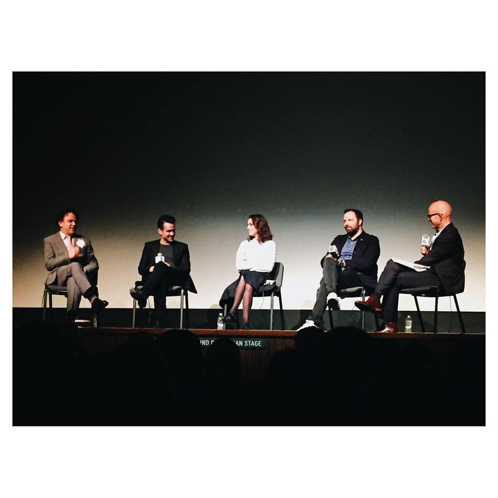 #tbt to the LACMA and @filmindependent screening of The Lobster. Great film. Original and well made.