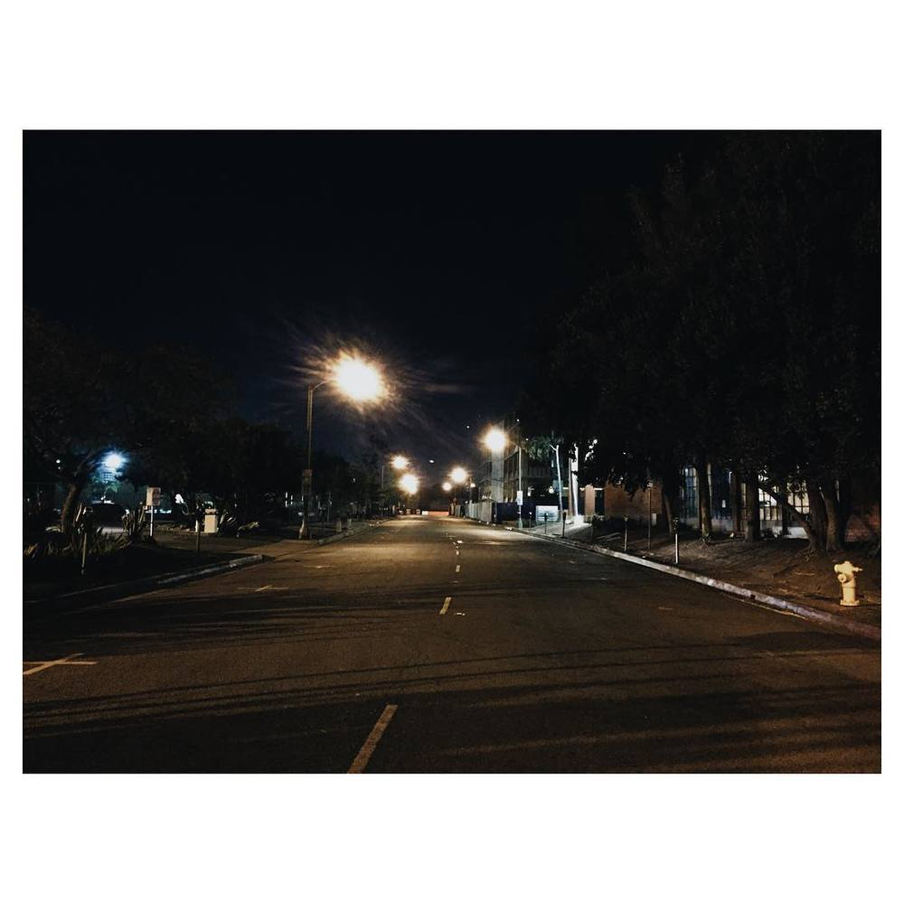LA Nights.