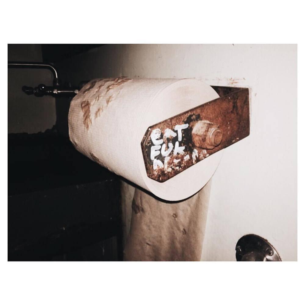 Eat fuk…