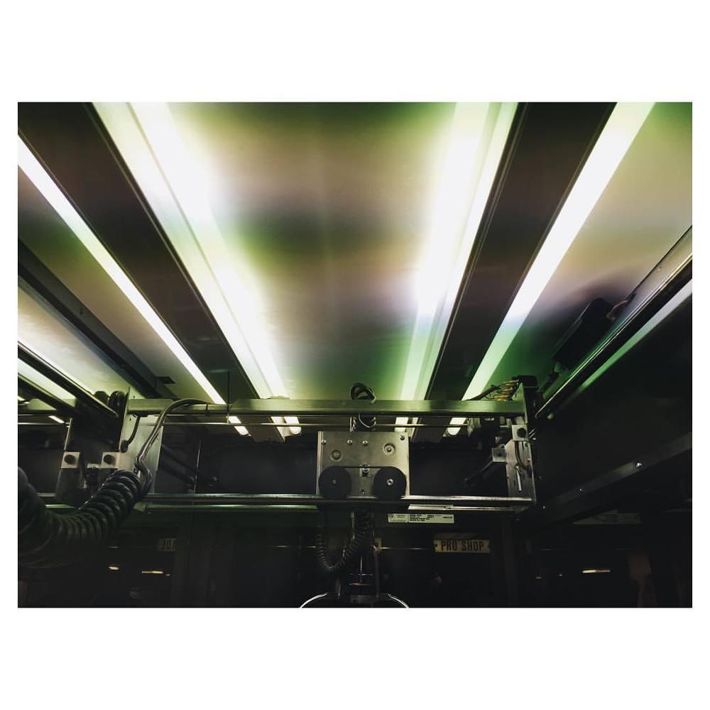 Machines & Fluoro