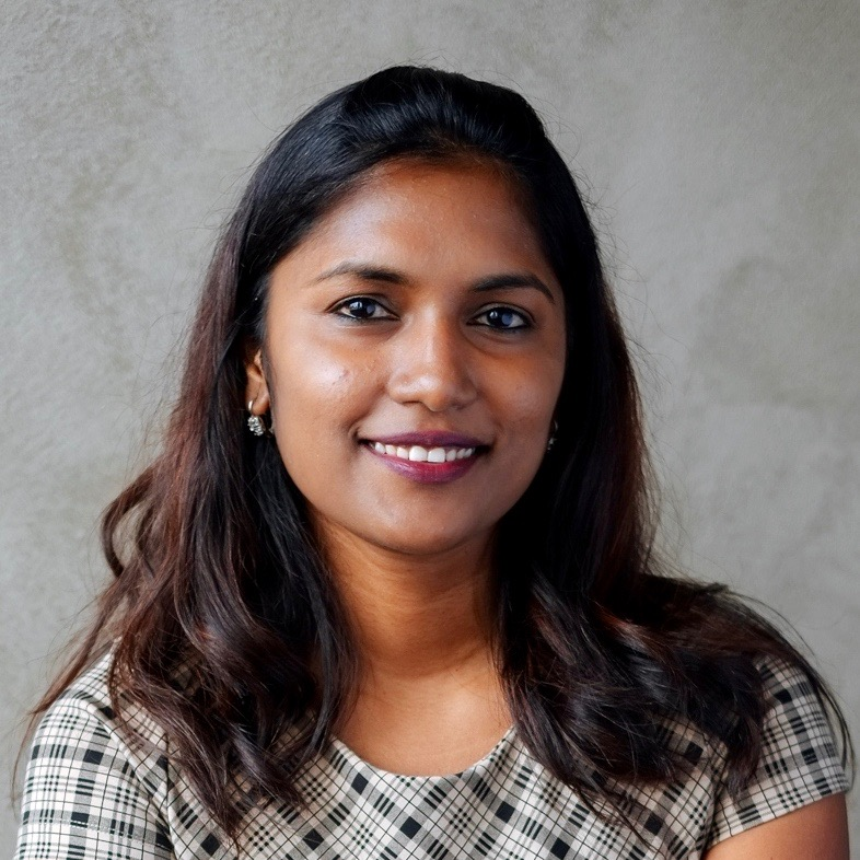 Tina Pillai - Delivery Lead