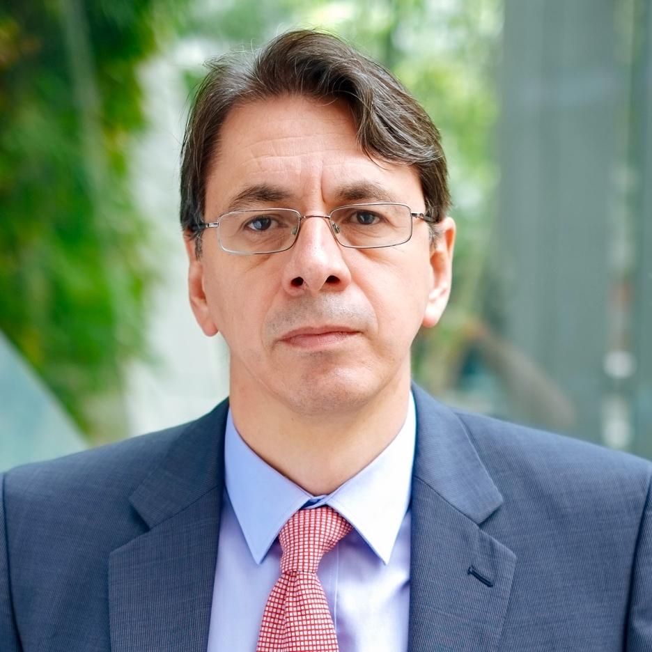 Harold Lucero - Group Executive Chairman