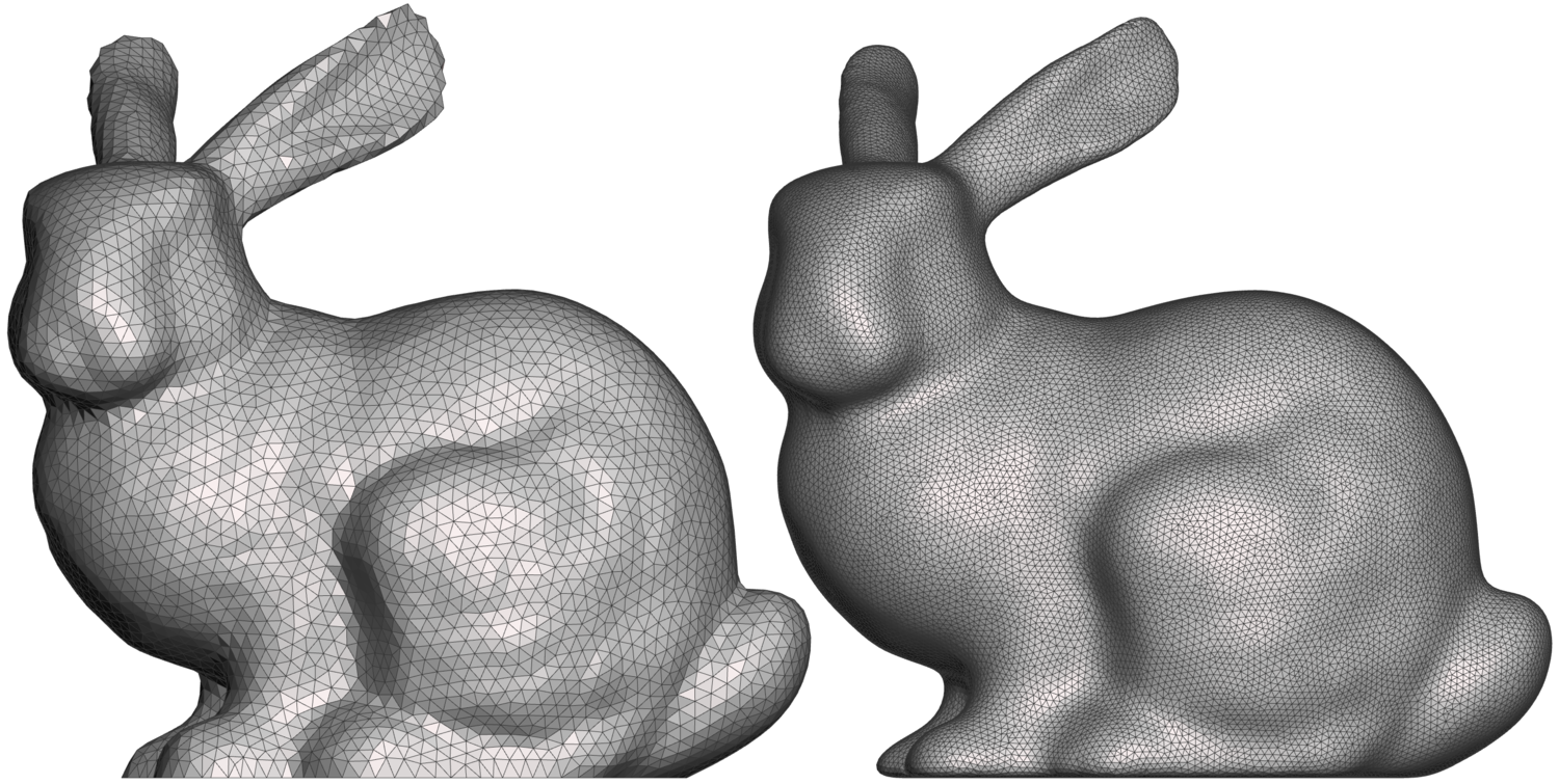Remeshing and Mesh Constraints — gradientspace