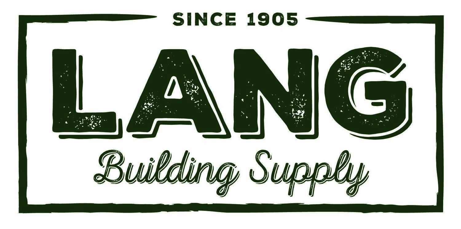 Lang Building Supply