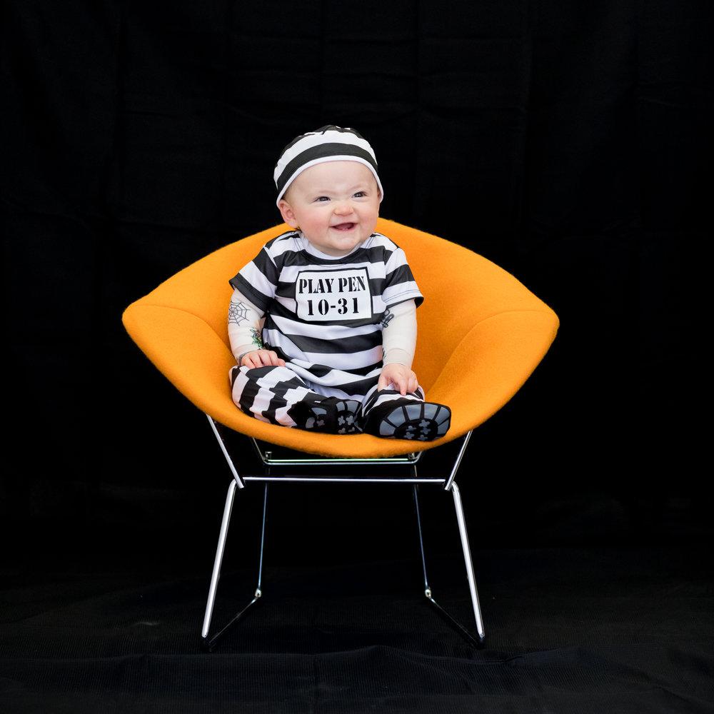 Grace, 10 months old Convict