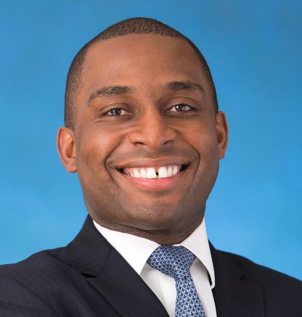 Fitz Robertson, VP of ALumni Relations