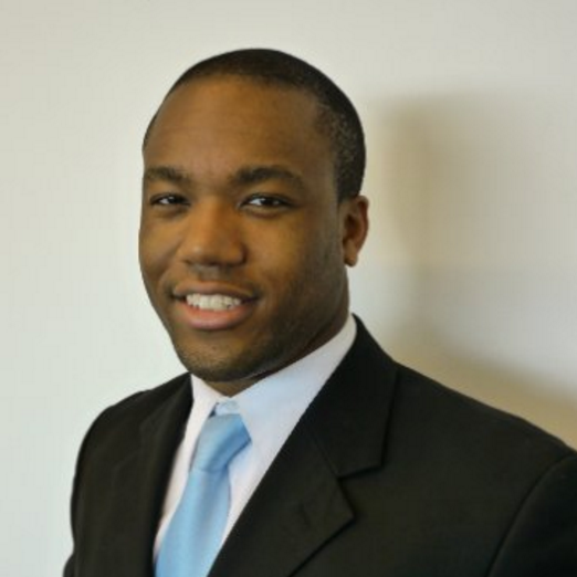 lyndon mouton, VP of alumni relations