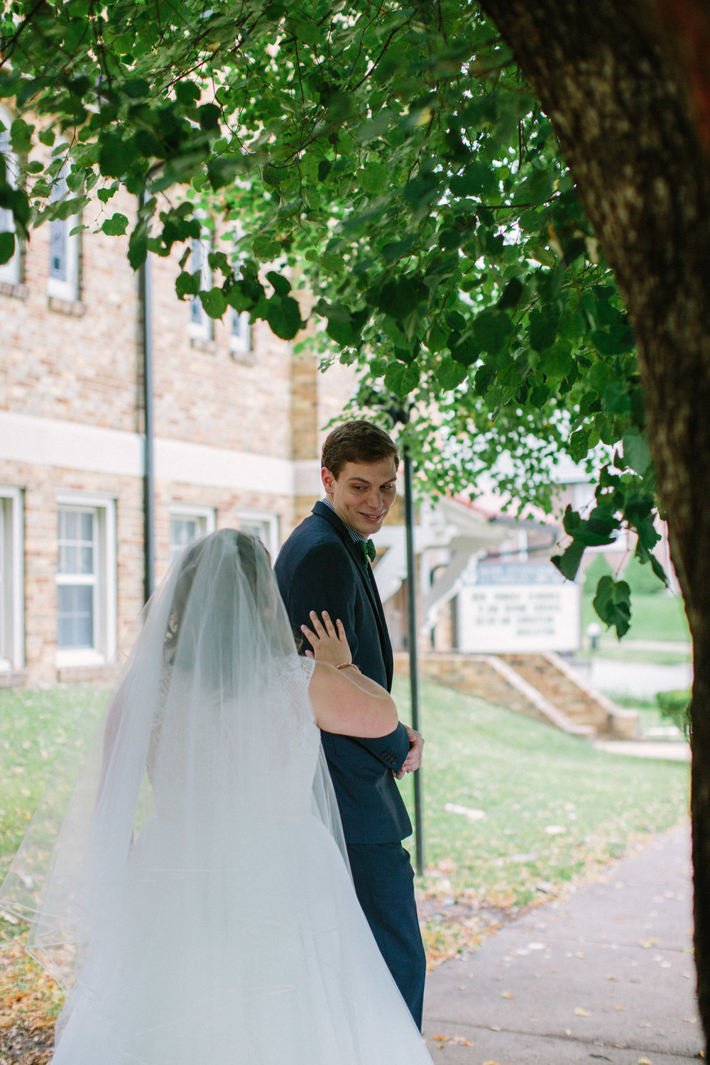 Adorable and lively St. Louis wedding at Ninth Street Abbey. Ashley Pieper Photography, St. Louis  documentary Wedding photographer for the genuine couple in love.