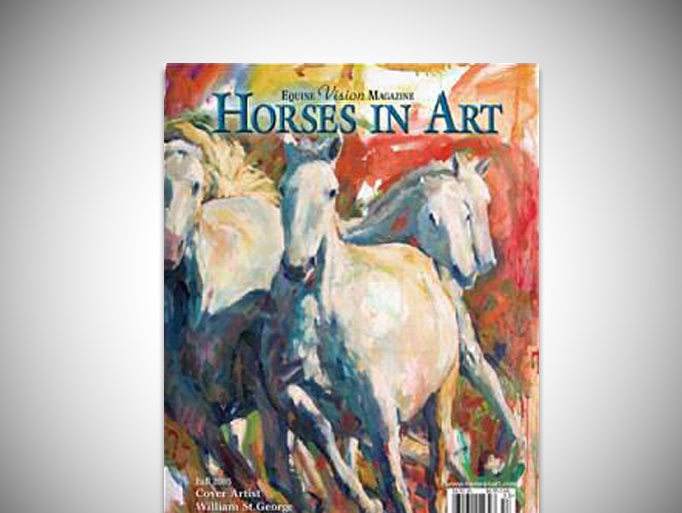 Horses in Art Magazine Fall 2005